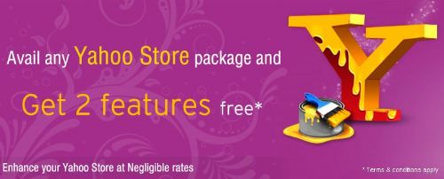 Special Offers on Yahoo Store Development